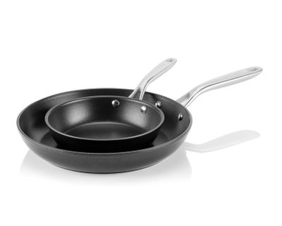 Onyx Collection - 8 and 12 Inch Frying Pan Set