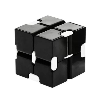 Mini Infinity Cube Relief Cube Blocks  Toy Finger EDC Anxiety Stress Children Kids Funny Toys Best New Year Gifts