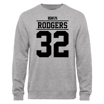 Jacquizz Rodgers NFLPA Player Issued Sweatshirt - Ash