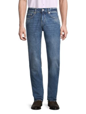 True Religion Low-Rise Relaxed Skinny-Fit Jeans