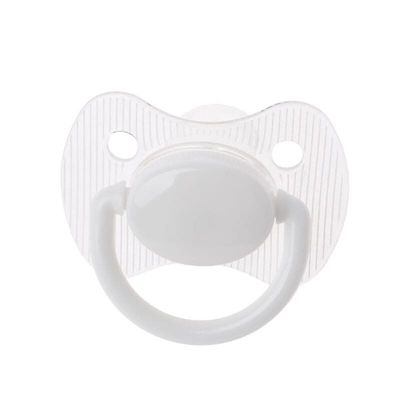 Pacifier Newborn Kids Baby Boys Girl Dummy Nipples Food-grade Silicone Pacifier Orthodontic Soother