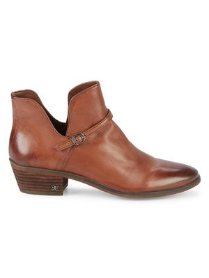 Sam Edelman Palmer Leather Ankle Boots