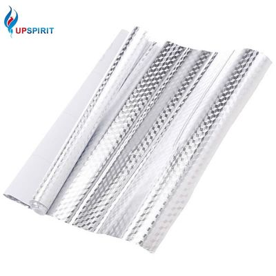 Upspirit Kitchen Oil Proof Sticker Aluminum Foil Stove Cabinet Waterproof Stickers Contact Paper Kitchen Protector Wallpaper