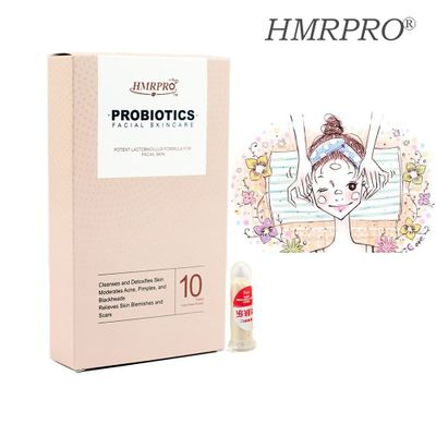 Probiotic Skin Care Face Mask For Improving Facial Fungal Infection Complete Improve Excess Oil Aging Skin Peel Off Acne Pimple