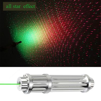Hunting high power laser red green blue 10000m 532nm continuous line 1000 meters + charger + battery + laser head