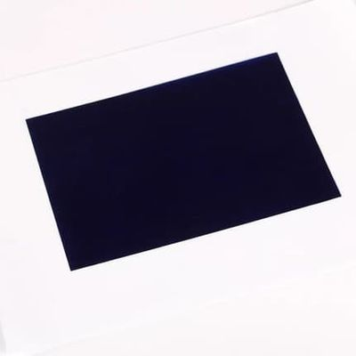 100pcs/pack Single-sided blue carbon paper A4 size can be used repeatedly 21*29.7CM