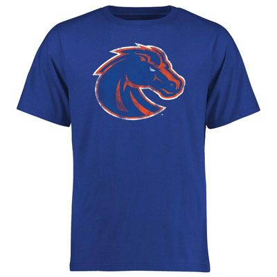 Boise State Broncos Big & Tall Classic Primary T-Shirt - Royal