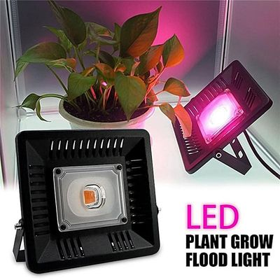50W LED Grow Flood Light Lamp For Indoor Outdoor Plant Full Spectrum Hydroponic