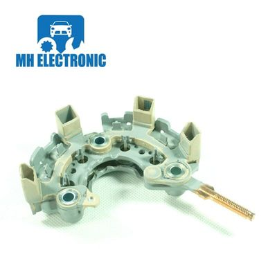MH ELECTRONIC Alternator Rectifier Diodes Holder 12V for Denso 70-75A IR/IF Alternators 021580-4990 46-82300 MH-NR502 INR502