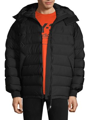 Y-3 Seamless Down Puffer Jacket