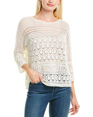 NIC+ZOE Row Boat Sweater