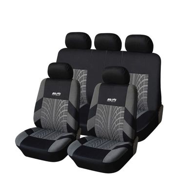 Cape on the car seat car seat cover covers on car seats auto covers tire indentation pattern car covers