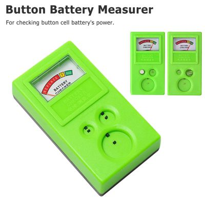 Free shipping Plastic Button Watch Repair Coin Cell Battery Power Checker Test Tester Tool 1.55V /3V