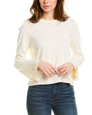 Madewell Embroidered T-Shirt