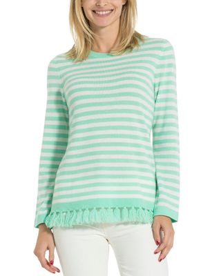 Sail to Sable Cashmere Sweater