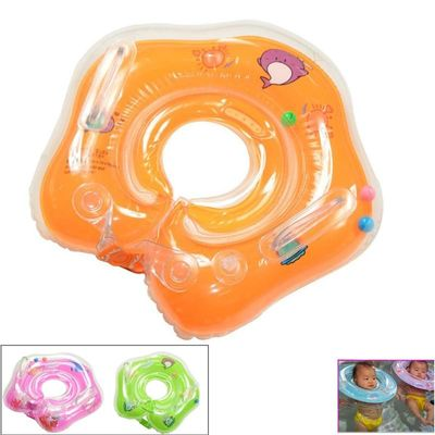 Baby Swimming float Newborn Neck Ring Inflatable Pool Water Toys Swim Circle Ring Infants Kids Inflatable Floating Ring