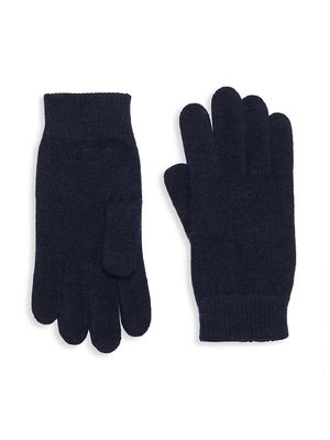 Portolano Knitted Merino Wool Gloves