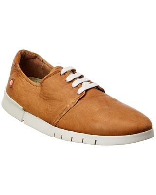 Softinos by FLY London Cap Leather Sneaker