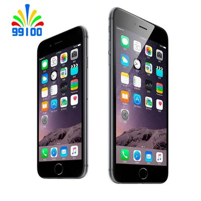 Used Original Unlocked iphone 6 Dual Core 4.7inch 16GB/64GB/128GB Apple A8 CPU 3G-WCDMA 4G-LTE USED