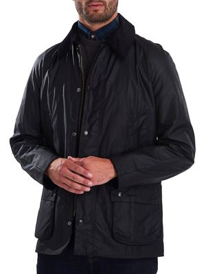 Barbour Core Essentials Ashby Waxed Jacket