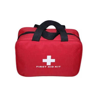 Car Travel First Aid Bag Large Outdoor Emergency kit Bag Camping Survival kits