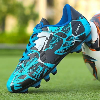 Football Shoes Men Soccer Shoes Cleats Training Football Boots Turf Spikes Indoor Athletic Football Shoes Boys Chuteira Futebol