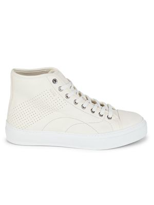 Boss Hugo Boss Eclipse High Top Leather Sneakers