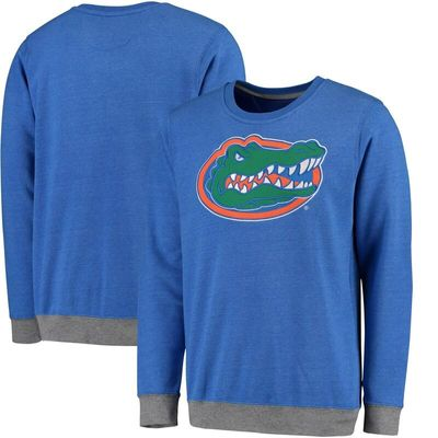 Florida Gators Fanatics Branded Focus Fleece Sweatshirt - Royal
