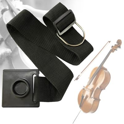 Holder Stand With Strap Replacement Musical Instrument Non Slip Cello Endpin Stopper Positioning Performance Pad Anti Scratch