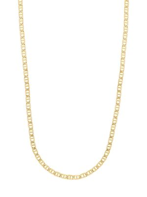 Saks Fifth Avenue 14K Yellow Gold Mariner Chain Necklace/4.4MM