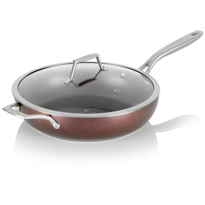 Art Collection - 12 Inch Saute Pan with Cover