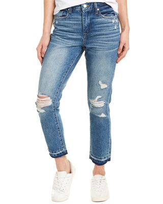Blank NYC Madison Out Of Town Crop Jean