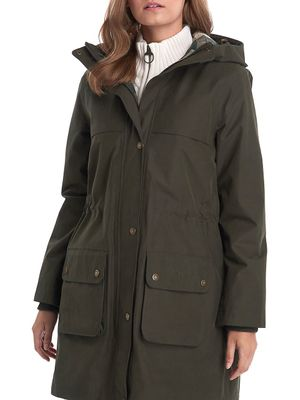 Barbour Hyckabee Hooded Jacket