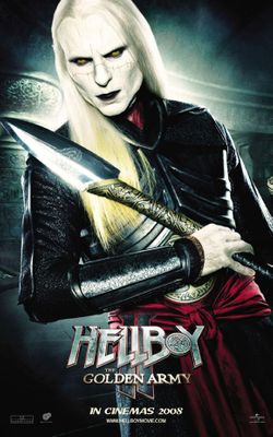 Hellboy 2: The Golden Army (2008) 11x17 Movie Poster