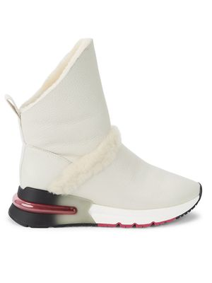 Ash Klima Shearling-Lined Boots