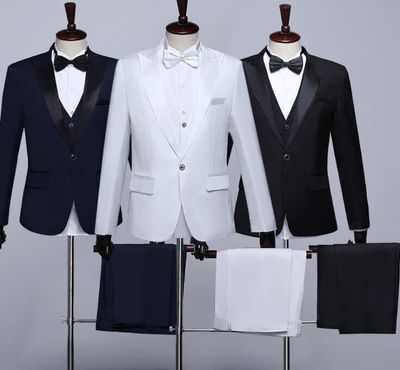 Special Offer~Classic Slim Single Breasted Men Business Suit /Groom Costume/Groomsman Formal Suit 232