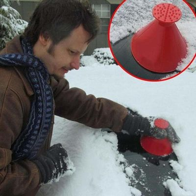 3 In1 Magic Car  Ice Scraper Snow Shovel Tool Snow Removal Auto Car Truck Windshield Glass Kit for Pro Tool