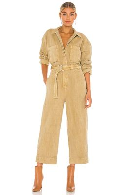 Free People Wayward Super Slouch Jumpsuit