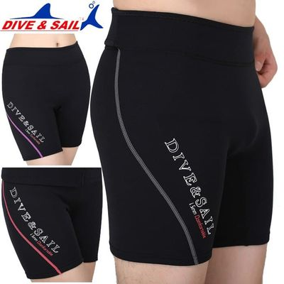 1pc 1.5MM Winter Swimming Diving Swimming Pants Shorts Snorkeling Diving Suit Sailing Surf Rowing Keep Warm for men women
