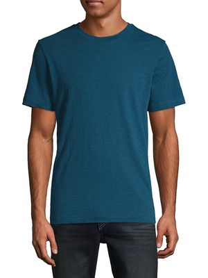 Theory Solid Cotton T-Shirt
