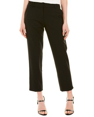 Milly Nicole Wool-Blend Pant
