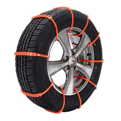 10pcs Car Universal Mini Plastic Winter Tyres wheels Snow Chains For Cars/Suv Car Accessories Anti-Skid Autocross Outdoor