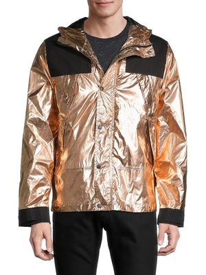 American Stitch Metallic Jacket