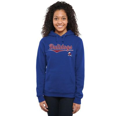 South Carolina State Bulldogs Women's American Classic Pullover Hoodie - Royal