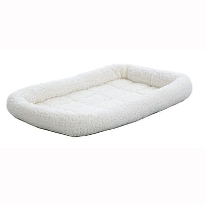MidWest QuietTime Deluxe Small Plastic Carrier Dog Bed, 32