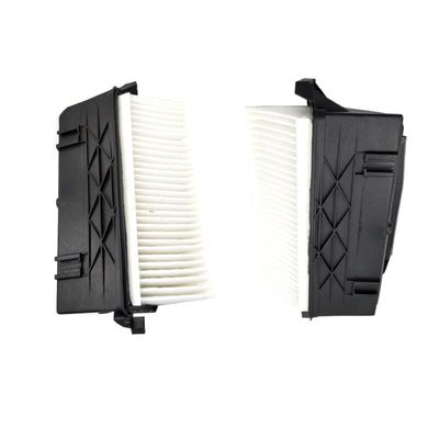 One Pair Air Filter For Mercedes GL ML S-CLASS GL350 ML350 S350 Left Right A6420942304 A6420942404 6420942304 6420942404