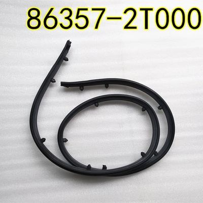 Front Bumper Hood Seal Strip Sight Shield Rubber Trim FOR 2011-2015 Optima 863572T000 86357 2T000