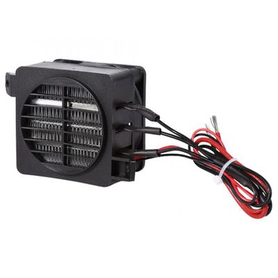 DC 12V 100W Room Heater Energy Saving PTC Car Air Fan Heater Constant Temperature Heating Heaters Factory Price Safe Home DIY