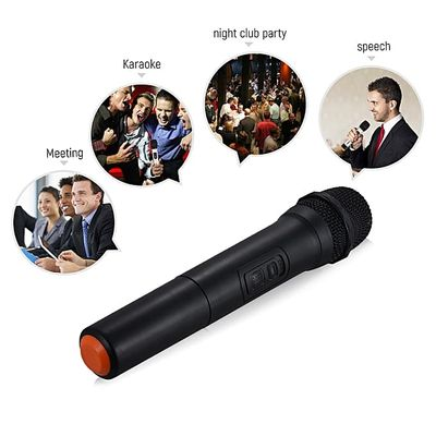 VHF Handheld Wireless Microphone Mic System 5 Channels For