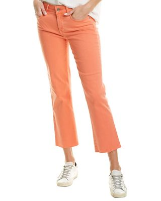 NYDJ Marilyn Coral Flame Ankle Cut Jean